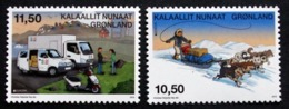 Greenland 2013 EUROPA  MiNr.630-31 MNH (**)  ( Lot F 1394 ) - Groenland
