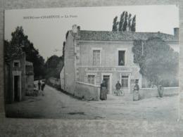 BOURG SUR CHARENTE   CHARENTE          LA POSTE - Other Municipalities
