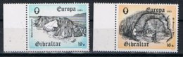 Gibraltar Y/T 471 / 472 (**) - Gibraltar