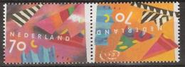 1993 Post NVPH 1546-1547 Paartje Postfris/MNH/** - 1980-... (Beatrix)