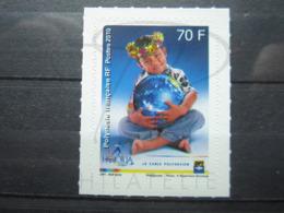 VEND BEAU TIMBRE DE POLYNESIE N° 928 , XX !!! - Neufs