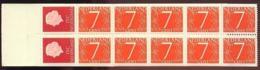 Postzegelboekje PB 1 Postfris/MNH** - Carnets