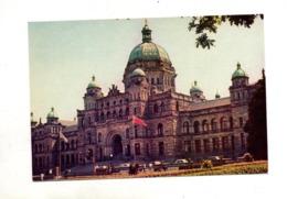 Carte Postale 8 Parlement Victoria - 1953-.... Règne D'Elizabeth II