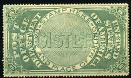 Estados Unidos Nº 1. Año 1872 - Nuevos
