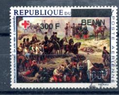 Dahomey Surchargé BENIN - Yvert 1127 - PA 84 Surcharge 300 F  - Oblitéré Cote 50  - T 898 - Benin – Dahomey (1960-...)