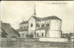 Grandvillars L Eglise - Grandvillars