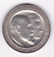 Nb_ Deutsches Reich - 3 Mark - 1911  -  Silberhochzeit Württemberg (34) - [ 2] 1871-1918 : German Empire