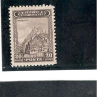 TURKEY1930: Michel905 Mnh** Cat.Value110Euros($122) - 1921-... Republic