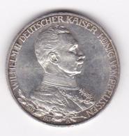Nb_ Deutsches Reich Preussen  -  3 Mark A  - 1913 (47) - [ 2] 1871-1918 : Duitse Rijk