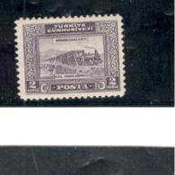 TURKEY1930: Michel 895 Mnh** Cat.Value 25Euros - 1921-... Republic