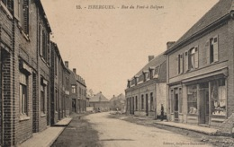ISBERGUES - Rue Du Pont à Balques - Isbergues