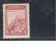 TURKEY1930: Michel 899 Mnh** Cat.Value$50 - 1921-... Republic