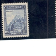 TURKEY1930: Michel 902 Mnh** - 1921-... Republic