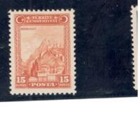 TURKEY1930: Michel 903 Mnh** - 1921-... Republic