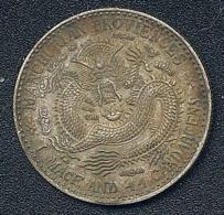 China, Manchurian Provinces, 20 Cents, Silber, KM 213a.6 - China