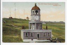 The Old Town Clock And Citadel, Halifax, N.S. - Halifax
