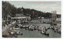 Scene At The Waegwaltic, North West Arm, Halifax, N.S. - Halifax