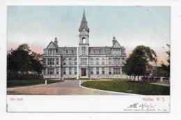 City Hall, Halifax, N.S. - Halifax