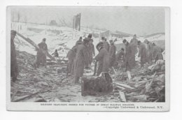 Great Halifax Disaster - Soldiers Searching Debris For Victims - Halifax