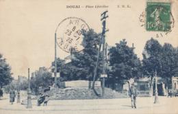 DOUAI: Place Lhériller - Douai