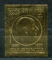 Thème Général De Gaulle - Niger PA 148  - Neuf XXX Et Non Dentelé - Cote + 98 - T 903 - De Gaulle (Général)