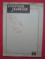 Dossier De Presse De Dernière Jeunesse (1939) - Raimu - Sonstige