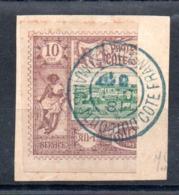SOMALIS - YT N° 10b - Cote: 30,00 € - French Somali Coast (1894-1967)