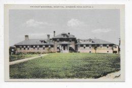 Payzant Memorial Hospital, Windsor, Nova Scotia - Windsor