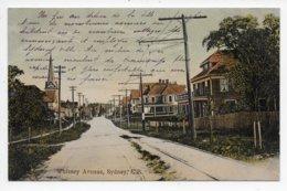 Whitney Avenue, Sydney, C.B. - Nova Scotia