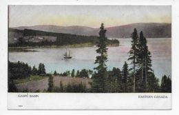 Gaspe Basin - Eastern Canada - Gaspé