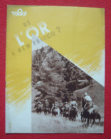 Dossier De Presse De De L'or à New Frisco ? (1939) - Paul Verhoeven - Sonstige
