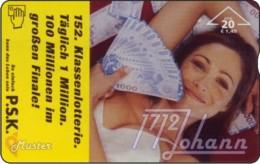 AUSTRIA Private: *152. PSK-Klassenlotterie* - SAMPLE [ANK F562] - Oesterreich