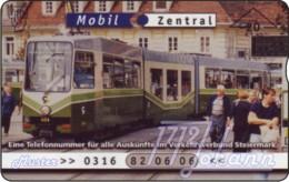 AUSTRIA Private: *Verbundlinie 1 - Tram* - SAMPLE [ANK F563] - Oesterreich