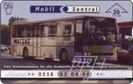 AUSTRIA Private: *Verbundlinie 2 - Bus* - SAMPLE [ANK F564] - Oesterreich