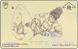 AUSTRIA Private: *Egon Schiele 3* - SAMPLE [ANK F567] - Oesterreich