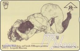 AUSTRIA Private: *Egon Schiele 4* - SAMPLE [ANK F568] - Autriche