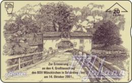 AUSTRIA Private: *Schärding - Tauschtag '01* - SAMPLE [ANK F569] - Oesterreich