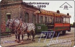 AUSTRIA Private: *Pferdetramway* - SAMPLE [ANK F575] - Oesterreich