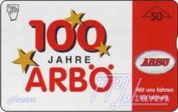 """TWK Österreich Privat: """"ARBÖ, 100 Jahre"""" Gebr. - Oesterreich"""