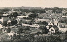 Nogent Le Rotrou (28 Eure Et Loire) Panorama Vers L'hôtel De Ville Et Eglise Saint Hilaire - Nogent Le Rotrou