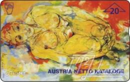 """TWK Österreich Privat: """"ANK-Kunstedition 3"""" Gebr. - Oesterreich"""