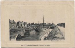 Longueil-Annel : Chemin De Halage - Longueil Annel
