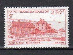 Saint-Pierre Et Miquelon Yvert N° 544 Neuf Saint-Pierre Lot 22-50 - Ungebraucht