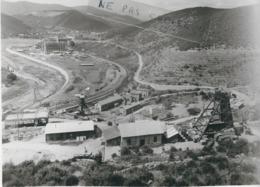 GARD : La Grand Combe, Les Mines, Rare Photo D'Epoque N° 42, RICARD Inferieur, Voir Descriptif Et Scans... - La Grand-Combe