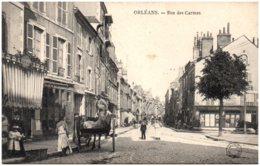 45 ORLEANS - Rue Des Carmes - Orleans