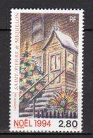 Saint-Pierre Et Miquelon Yvert N° 608 Neuf Noel Lot 22-110 - St.Pierre & Miquelon