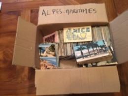 Cartes Postales > Lot En Vrac > Département 06 - ALPES-MARITIMES - LOT De 757  Cartes CPA Et CPSM = Voir Description - Postkaarten