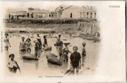 TONKIN - Pêcheurs Annamites - Vietnam