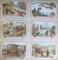 Figurine Liebig Italia - Sang. 1107 - Viaggio Al Caucaso - 1914/1920 *** - Liebig