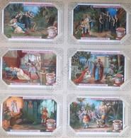Figurine Liebig Italia - S. 960 - Il Flauto Magico - Opera Di Mozart - 1909 - Liebig